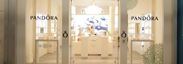 Boutique Pandora : Centre CAP3000