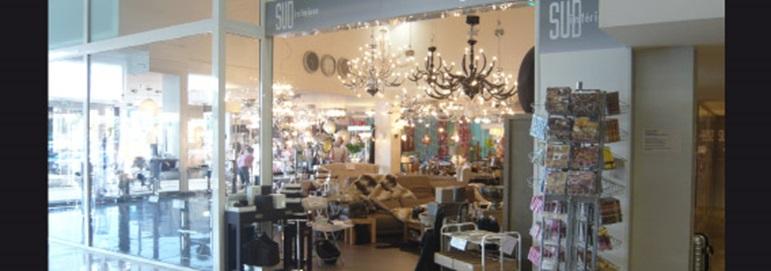 Boutique Sud Interieur : Centre Cap3000